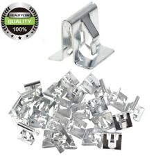 25pc Metal Fastener Clips 1/2