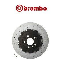 New Audi RS4 2007-2008 Front 365 x 34 Vented Brake Disc Rotor Brembo 09947723