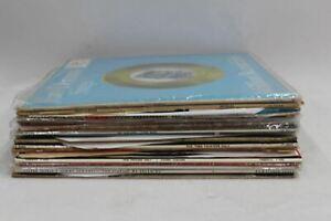 "12"" Vinyl Records Various Artists Fats Domino Billy Williams & More JOB LOT X17"
