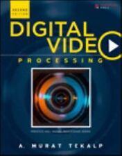 DIGITAL VIDEO PROCESSING - TEKALP, A. MURAT - NEW HARDCOVER BOOK