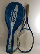 Yonex RQ-60 Widebody 4 3/8 Tennis Racquet With Case