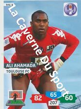 TFC-03 ALI AHAMADA # TOULOUSE.FC CARD ADRENALYN FOOT 2014 PANINI