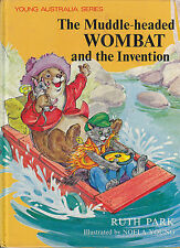 Ruth Park The Muddle- Headed Wombat & The Intervention Hb