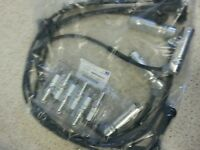 SPARK PLUG & LEADS KIT V6 COMMODORE HOLDEN VS VT VX VU VY NEW GENUINE
