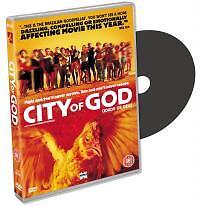 City Of God NEW SEALED DVD