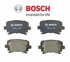For Audi A3 TT Volkswagen Eos GTI Rear Brake Pad Bosch Quietcast 1K0698451G