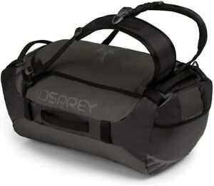 Osprey Transporter 40 Expedition Duffel Bag - Black New with tags.