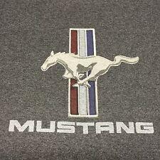 Ford Large T-Shirt Gt Mustang Car Hotrod Automobile Race Truck Auto Detroit