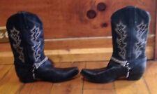 Womens Dingo Cowboy Boots Size 7 1/2