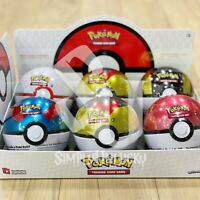 Pokemon TCG: 2021 CHOOSE YOUR POKE BALL TIN | FACTORY SEALED