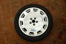 """One (1) 18"""" 2001 Audi A8 Wheel and Tire Dunlop SP8000 New"""