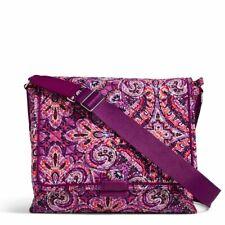 Vera Bradley Quilted Dream Tapestry Messenger Bag