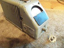 Bird 43 6151 Thruline Wattmeter 100W Termaline Dummy Load Resistor