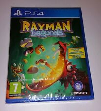 RAYMAN LEGENDS PS4 New Sealed UK PAL Version Game Sony PlayStation 4 (Kids Game)