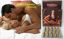 X-Women Power 10 Caps Sex Desire Libido Enhancer Herbal Sexual Power For Women