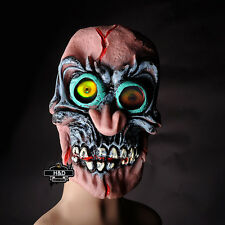 Scary Latex Halloween Party Face Mask Ghosts witches Costume Fancy Dress Props