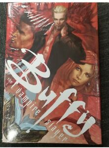 Buffy Season 10 , Volume 2 , library edition HC Very Rare OOP
