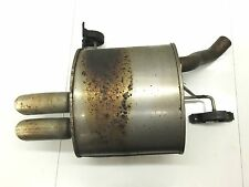 2001-2003 BMW X5 4.4L E53 OEM RIGHT REAR EXHAUST MUFFLER 1439492491