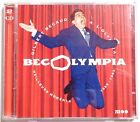 DOUBLE CD ALBUM / GILBERT BECAUD A L'OLYMPIA / ANNEE 1997 EMI