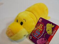 """Little 5"""" FLIPZEES Flipazoo Stuffed Animal Scarlet Seal Winnie Walrus New"""