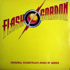 Queen  Flash Gordon (Original Soundtrack Music)  Us Lp Original Issue