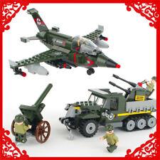 ENLIGHTEN 223Pcs Military War M31 Vehicle Building Block 1710 Toys For Kids