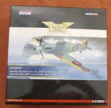 "Corgi Aviation Archive ""Hawker Sea Hurricane 1b""    880 Sqn    May 1942"""