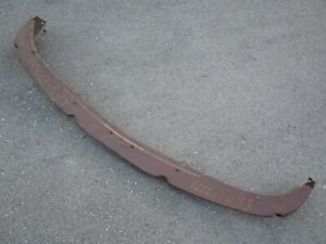 46-48 Lincoln 66H 76H 876H Front Bumper Stone Deflector NOS 5EH-17777