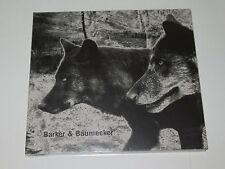 Baker & BAUMECKER/Transsektoral (Ostgut Ton OSTGUTCD22) CD Album NEW Digipak