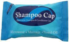 Pack of 3 Mens Disposable Rinse Free Waterless Shampoo Cap