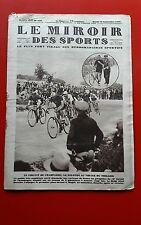 The Mirror Des Sports 448 Du 18/09/1928 Bike