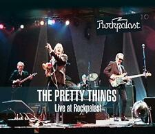 The Pretty Things-LIVE AT ROCK (New 2 VINYL LP)