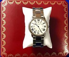 Cartier ronde solo quartz men's watch 36 MM With  Box