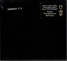 SHIROCK - 5 (CD) Five song E.P. With Video Content