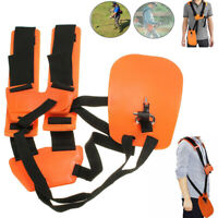 Strimmer Double Shoulder Harness Strap Belt Brush Cutter & Grass Trimmer Parts