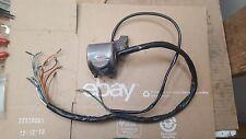 1973 1974 1975 1976 Honda CB750K CB750 K left hand handlebar switches OEM NICE!!