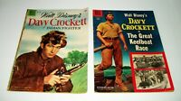 Davy Crockett (Four Color) #831, & $664 Dell Comics $.10 32pgs. Golden Age