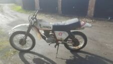 Honda XL Motorcycles
