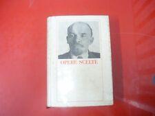 LENIN-OPERE SCELTE-EDIZIONI PROGRESS-1971