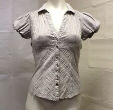 River Island Blouse Striped Casual Tops & Shirts for Women