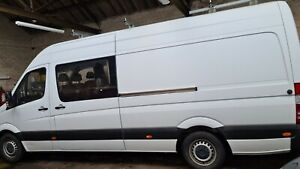 mercedes sprinter / vw crafter Wheels And Tyres x4 & trims