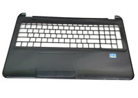HP COMPAQ 15 SERIES LAPTOP TOP COVER PALMREST TOUCHPAD NO KEYBOARD 747140-001 US