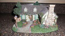 "Thomas Kinkade's By Hawthorne Village ""Studio In The Garden�"