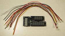 Ghostbusters GB16 Reboot Proton Pack 7-Seg Display Lights Boards for Arduino