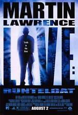 MARTIN LAWRENCE LIVE: RUNTELDAT Movie POSTER 27x40 Martin Lawrence Kris