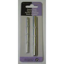 Craft Eyelet Tool Set Kit 2pc