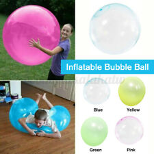120CM Durable Bubble Ball Inflatable Fun Ball Amazing Super Bubble Ball Outdoor