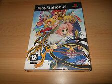 Playstation 2 PS2 Mana Khemia Alchemists of Al-Revis New Premium Editoin pal