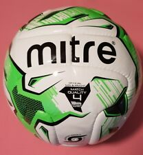 Mitre Monde V12 Match Football - Size 4