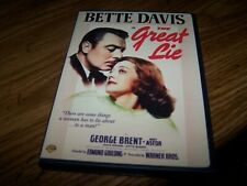 The Great Lie (DVD) Bette Davis Mary Astor George Brent